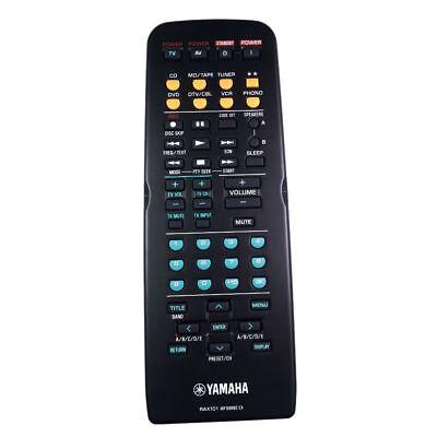 NUOVO ORIGINALE YAMAHA rx-497 STEREO TELECOMANDO del ricevitore