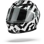 AGV K6 Max Vision Secret Zwart Wit  S