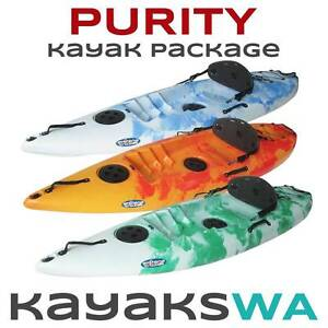SALE Kayaks WA Single, Double, Fishing, Sea Kayaks from $499 Bibra Lake Cockburn Area Preview