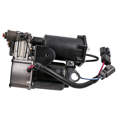 New Air Suspension Compressor for Land Rover Range Rover LR3 LR4 Sport LR023964