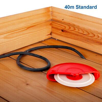 Floorboard Gap Filler Draught Excluder - DraughtEx 40m Standard, gaps of 2 - 7mm