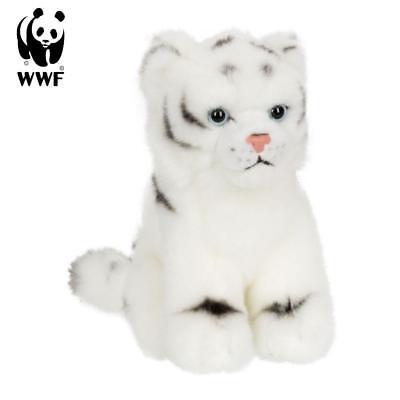 lebensecht Kuscheltier Stofftier Raubtier Raukatze WWF Plüschtier Löwe 15cm