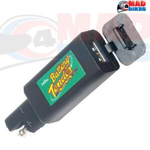 Battery-Tender-QDC-Caricabatteria-USB-Presa-di-corrente-per