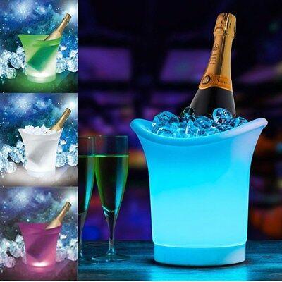 Acqua Morelli Waser Flaschenkühler In Blau Ice Buckett Eis Box Feinschmecker