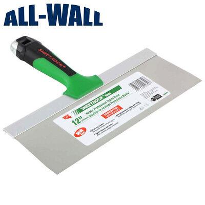 Usg Sheetrock Matrix 12 Stainless Steel Drywall Taping Knife - Pro Quality