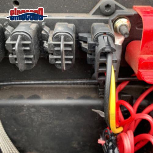 Owner 4PCS Pulse Power Plug Pigtail Connector For Polaris Ranger Crew XP1000 & RZR RS1