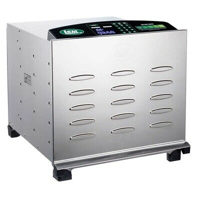 Lem #1154 DIGITAL STAINLESS STEEL DEHYDRATOR