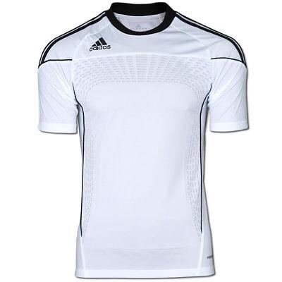 ADIDAS Trikot CONDIVO ClimaCool Jersey [S-M-L-XL-XXL] Fußball Shirt weiß-schwarz ()