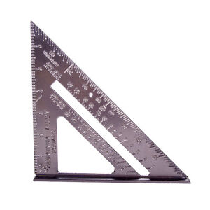 Carpenter's Aluminium Roofing Pivot Quick Square (180mm / 7