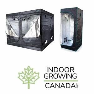 Grow Tents - Indoor Hydroponic and Soil Growing | IndoorGrowingCanada.com