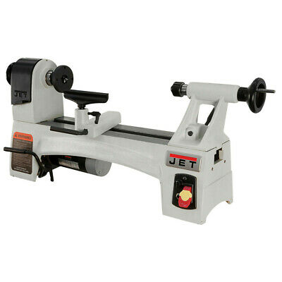 Jet Jwl-1015vs 10 In. X 15 In. Variable Speed Woodworking Lathe 719110 New