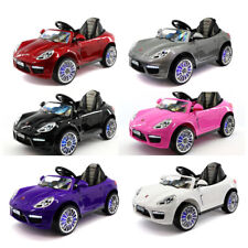 Kiddie Roadster 12V Kids Electric Ride - on Car With Parent R/C MP3  LED Lights