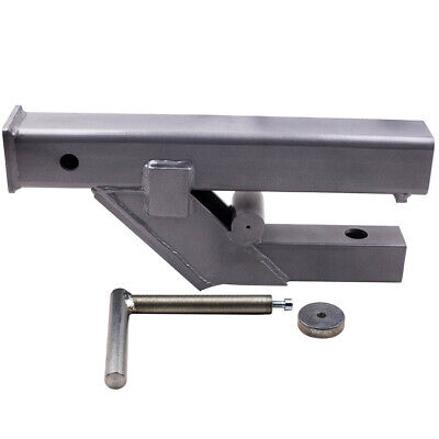 Trailer Hitch 2 Ball Mount Receiver Fit For Bobcat Deere Tractor Bucket New