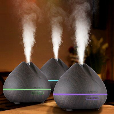 Easehold Ultrasonic Humidifier Air Diffuser Essential Oil Purifier Atomizer Mist