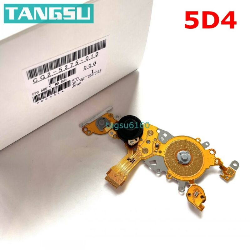 NEW For Canon 5D4 5DIV Switch Button Keyboard Multi-Controller Flex Cable FPC
