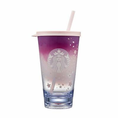 Starbucks Korea 2020 Autumn Limited Picnic Bearista Figure Coldcup Tumbler 473ml
