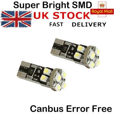 UK Stock Fast Post AUDI A4 B6 Interior LED SMD Kit 14PCS White LED Error Free
