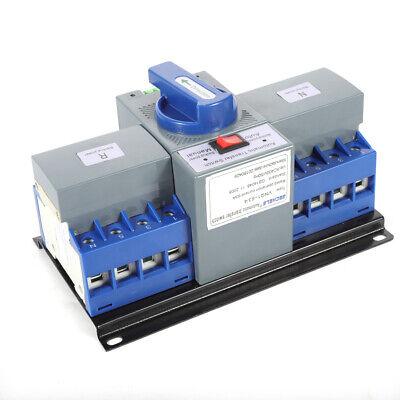 Dual Power Transfer Switch Automatic Generator Self Cast 50hz60hz Manual Usa