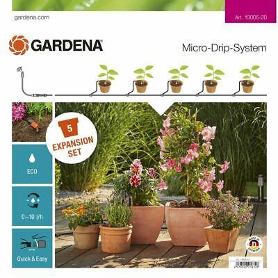 Gardena Sistema Conjunto de Expansión Maceteros 13005-20