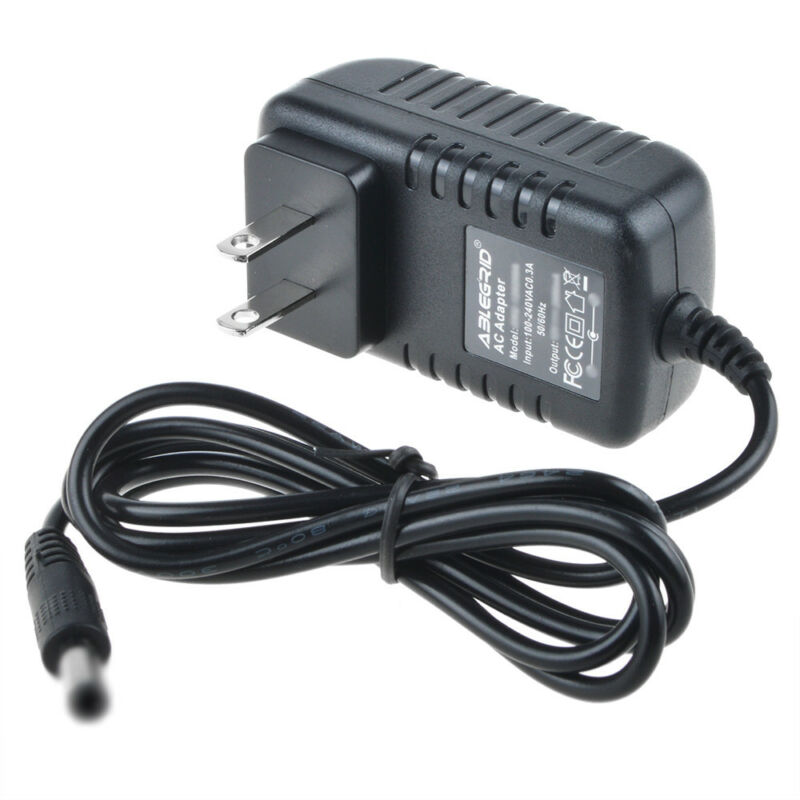 AC Adapter For HOMEDICS SBM-200 Massager Shiatsu Massaging Cushion Power Supply