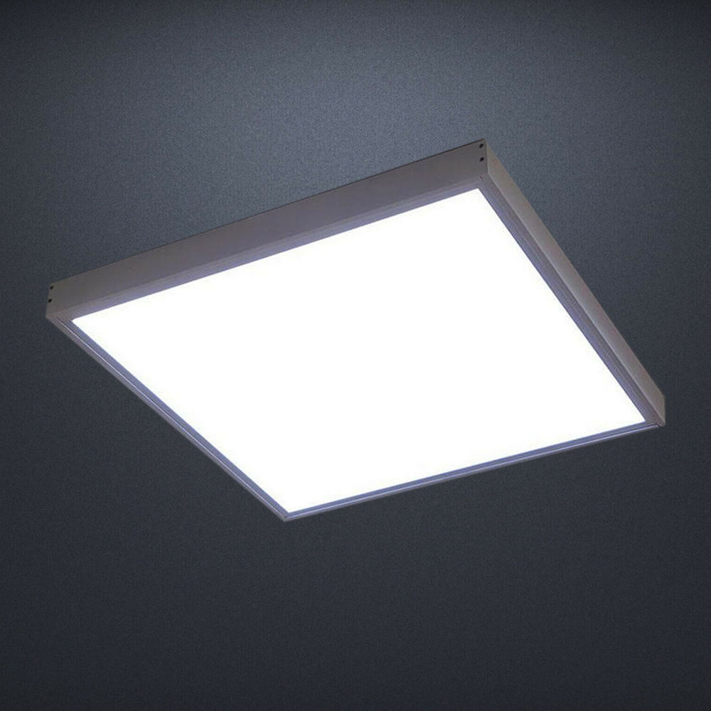 PANEL LED LIGHT 60W HIGH QUALITY Ceiling Suspended Recessed LED Panel for shops and office Lighting