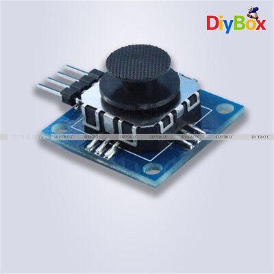 New Psp 2-axis Analog Thumb Game Joystick Module 3v-5v For Arduino Psp