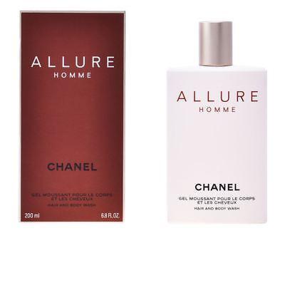 - Chanel Allure Homme Shower Gel 200 Ml Men