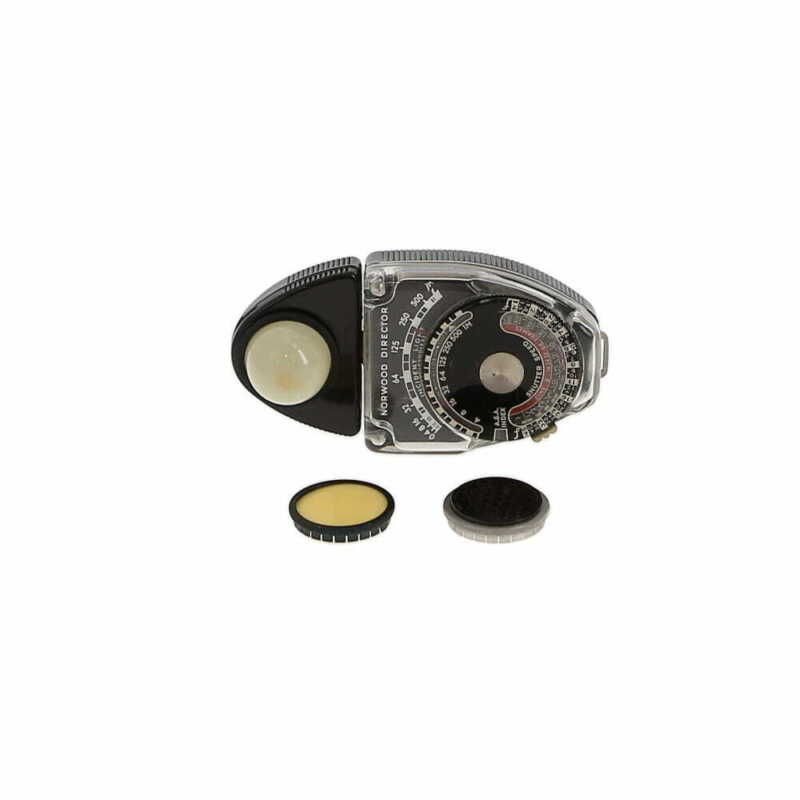Norwood Director Model C (Lighting & Studio) (Light Meters) - (EX)