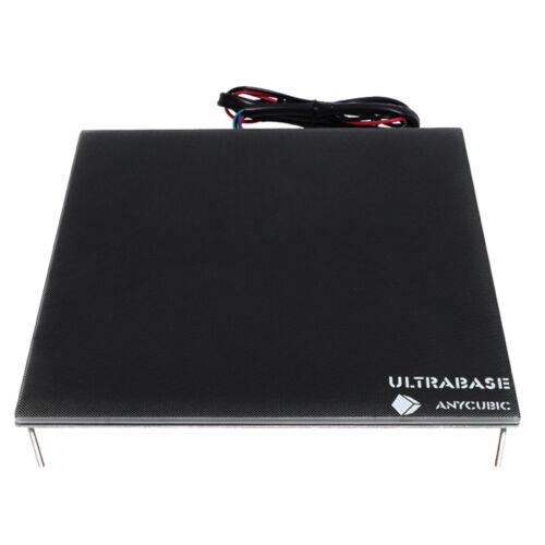 ANYCUBIC Ultrabase Heatbed 220x220mm 3D Drucker Plattform Glas Build Oberfläche