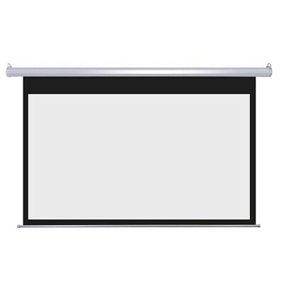 100 169 Electric Projector Screen Remote Control Movie Film Home Class Office
