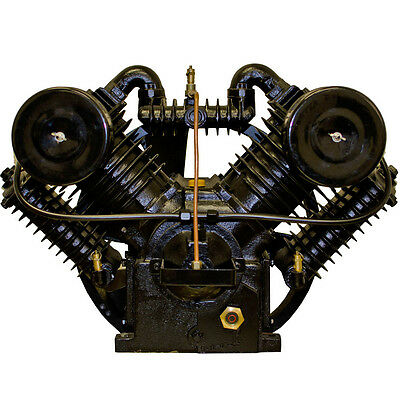 Lp Air Compressor Pump Replacement Lp210 10-15 Hp 63 Cfm Two Stage - Sale