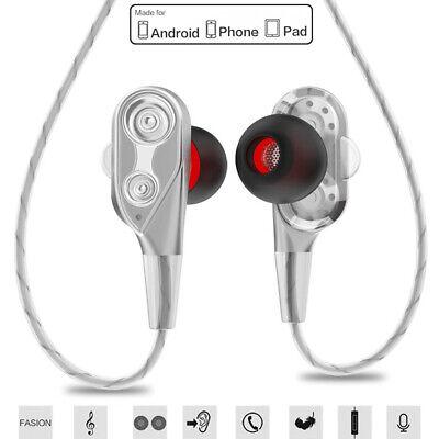 CK8 Headset Microphone HIFI Stereo Bass Audio Earphone Earbuds for Best Pc (Best Microphones For Pc Gamers)