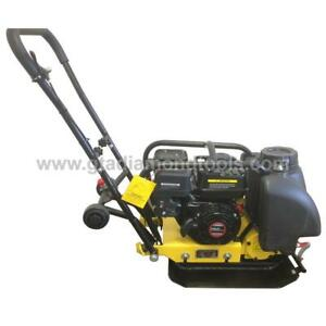 Plate Compactor/Tamper plate, Soil Dirt Gravel CompactionLoncin Engine Brand new (Warranty)