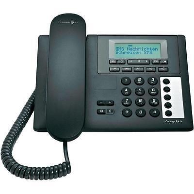 Telekom Concept P414 Analog Telefon Schnurgebunden 414