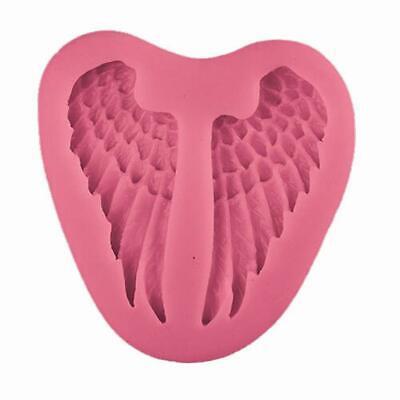 Silikon-Gießform Flügel Engel für Mini-Motive Silikonform Stafil