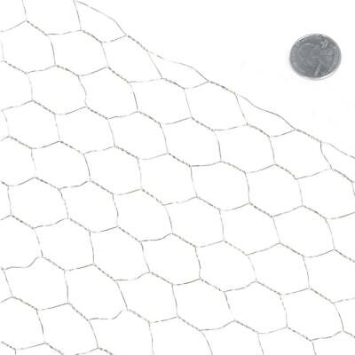 Poultry Netting Chicken Wire Fence Animal Fencing Outdoor 3 X 150 Ft 20 Gauge