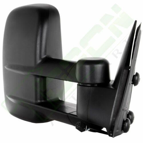 Power Heat Towing Mirror Pair for 99 00 01 02 Silverado//Sierra 1500//2500 HD//3500