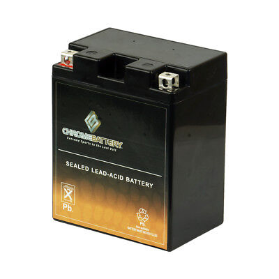 YB14A-A2 High Performance - Maintenance Free - AGM ATV Rechargeable Battery