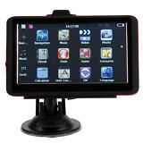 "LCD Touch Screen 5"" TFT Car GPS Navigation USA Canada and Mexico Map"