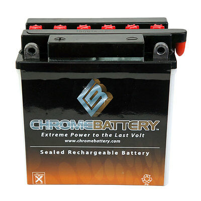 YB12N12A 4A 1 High Performance Power Sports Battery