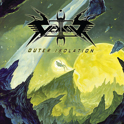"Vektor ""Outer Isolation"" Black Vinyl - NEW!"
