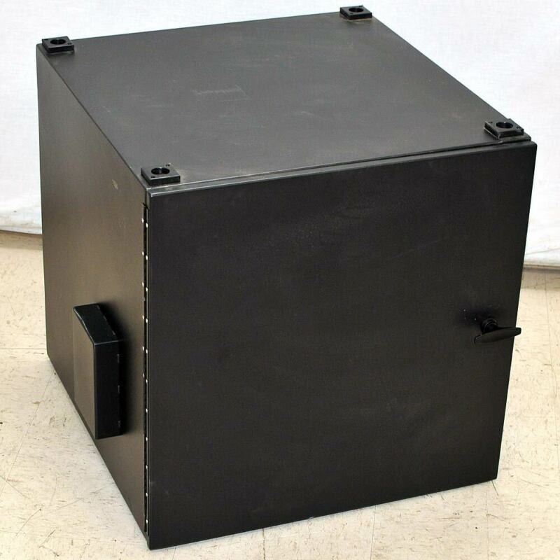 "ETS-Lindgren 1696268 24"" x 24"" x 24"" Test Enclosure EMI RFI Shielded Chamber"