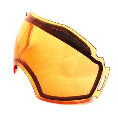 Oakley Ski Snow Goggles Airbrake 01-342 Replacement Lens Persimmon