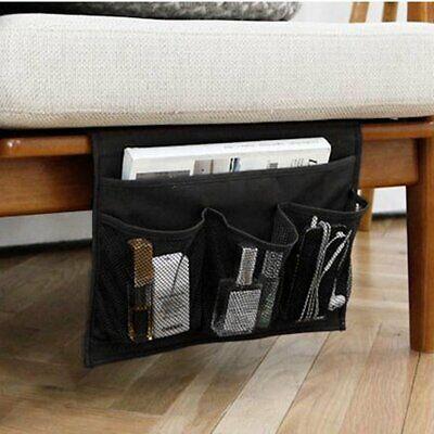HAKACC Bedside Caddy / Bedside Storage Organizer,Under Couch