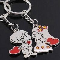 2x Portachiavi metallo AMORE porta chiavi chiave portachiave sposo sposa  LOVE 48de05dffa60
