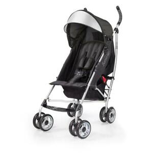 NEW Summer Infant 3D Lite Stroller, Black Condtion: New, Black