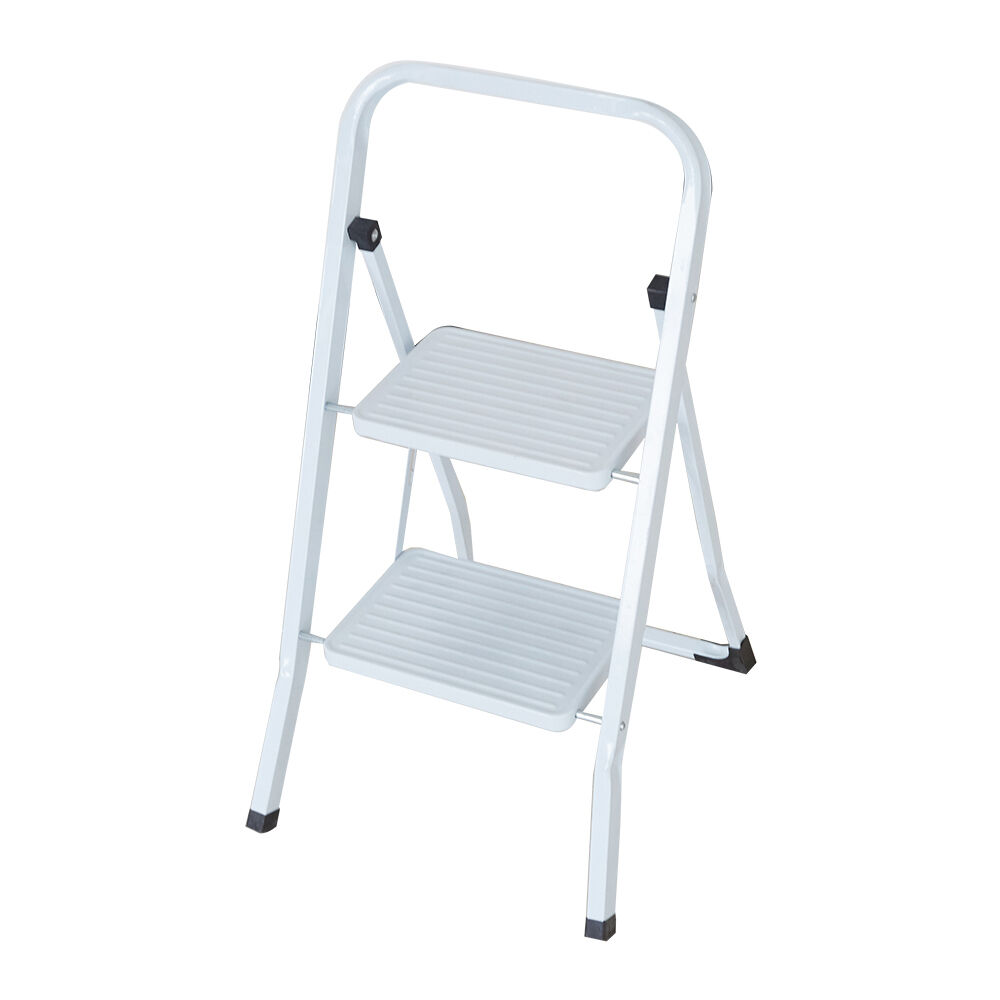 Terrific Details About 2 Step Ladder Non Slip Big Platform Folding Step Stool With 330 Lbs Capacity Inzonedesignstudio Interior Chair Design Inzonedesignstudiocom