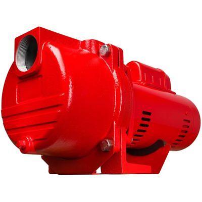 Red Lion 71 Gpm 1-12 Hp Self-priming Cast Iron Sprinkler Pump