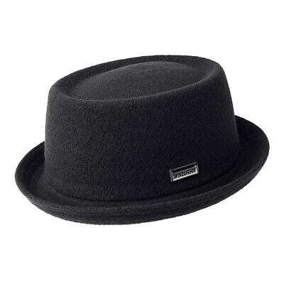 Kangol Herren Hut Wool Mowbray Pork Pie hat - Porkpie Hut