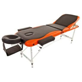 BTM Deluxe Lightweight Professional Massage Table